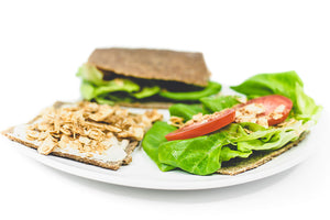 BLT Sandwich - Raw Trainer