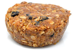 Blueberry Muffin Energy Bar - Raw Trainer