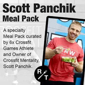 Scott Panchik Meal Pack - Raw Trainer