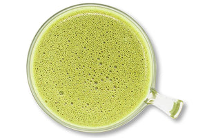 Matcha Latte - Raw Trainer