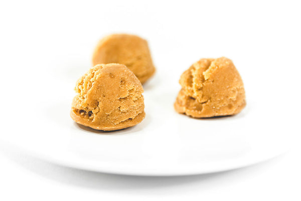 Peanut Butter Cookies - Raw Trainer
