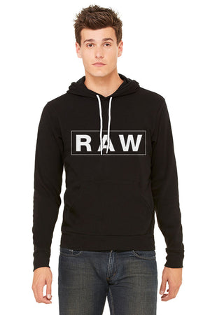 Raw Trainer Unisex Pullover Hoodie - Raw Trainer