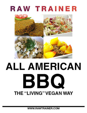 All American BBQ - Raw Trainer
