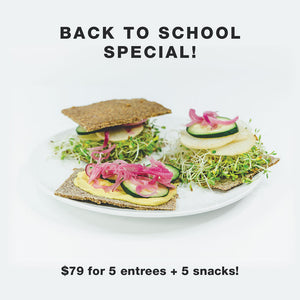 Back to School Special - Raw Trainer