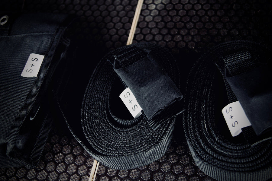 Roof Rack Straps- Pair