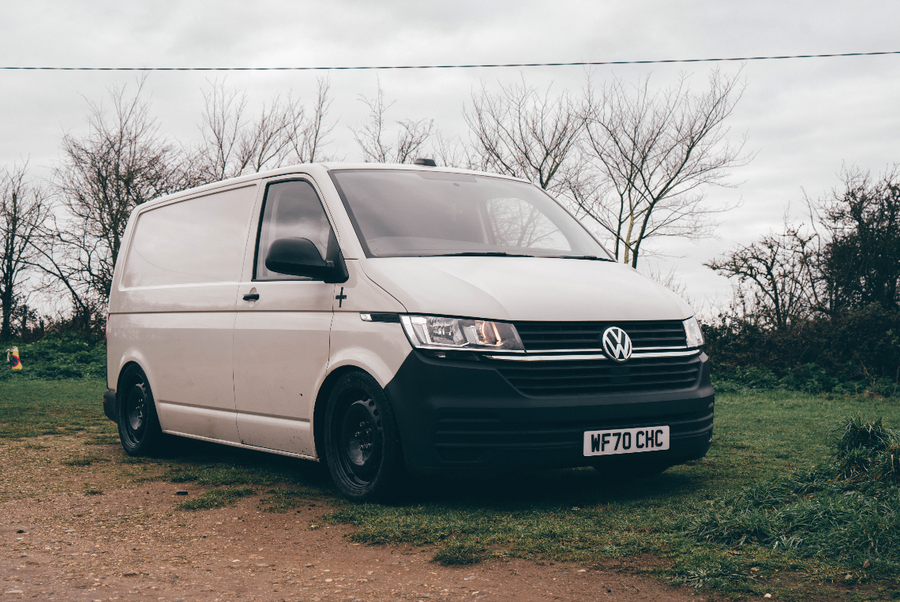 'The Steel' Volkswagen Transporter Wheels