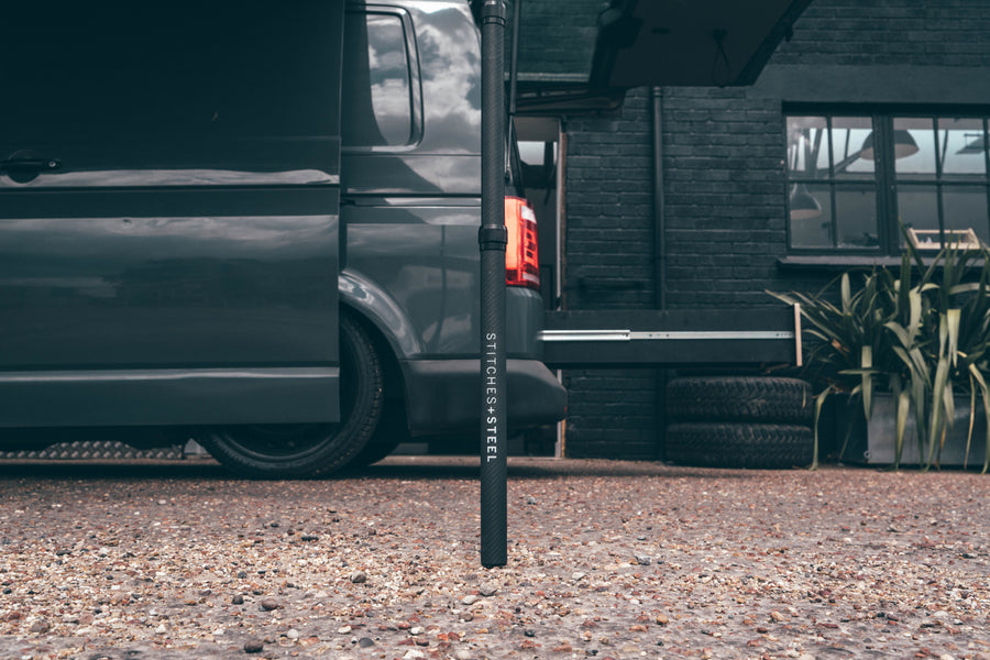 S+S Carbon Extension Awning Pole
