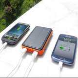 20,000 mAh Solar Reserve Power Bank