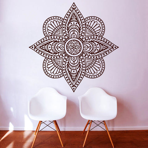 Mandala Wall Art Decal