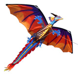 Awesome Dragon Kite - 5ft Wingspan - Fun for Kids all ages