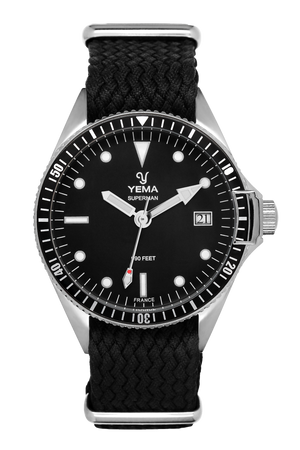 Yema Superman Swell Quartz