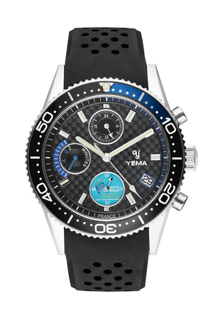 Yema Yachtingraf Regate Black Quartz