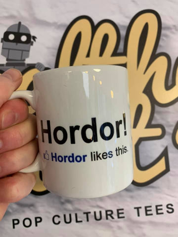 Game Of Thrones Mug  - Hodor Likes This | Stealthy Giant
