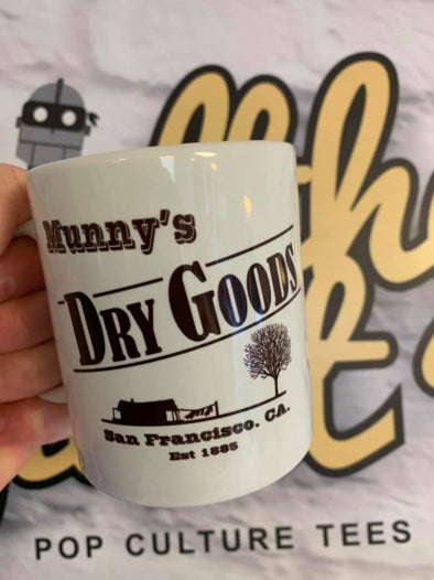 The Unforgiven Mug - Munny's Dry Goods | Stealthy Giant