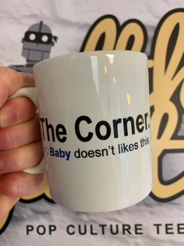 Dirty Dancing Mug - Baby Doesn't like this | Stealthy Giant