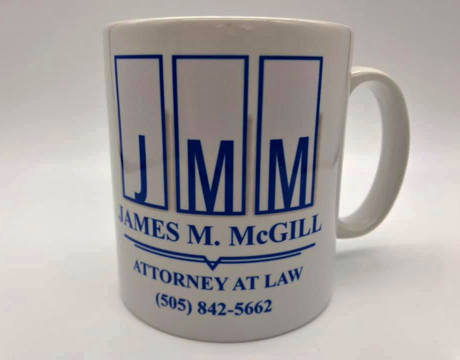 Better Call Saul Mug - JMM Attorney At Law | Stealthy Giant - Stealthy Giant