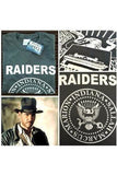 Raiders Of The Lost Ark T-Shirt - Raiders/Ramones Mash-Up | Stealthy Giant - Stealthy Giant