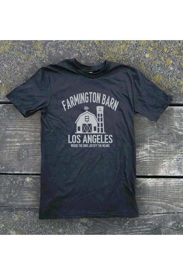 The Shield TV Show T-Shirt - Farmington Barn | Stealthy Giant - Stealthy Giant