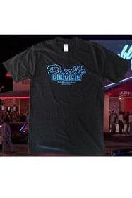 Roadhouse T-Shirt - Double Deuce | Stealthy Giant - Stealthy Giant