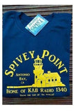 The Fog Movie T-Shirt | Spivey Point - KAB Radio