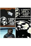 Escape From New York T-Shirt | I Don't Give A F**k About Your President!