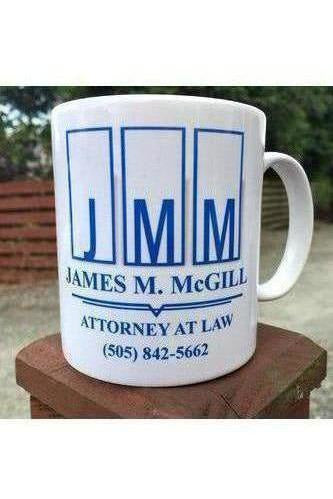 Better Call Saul Mug | JMM Attorney At Law.