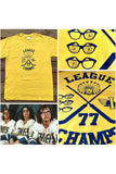 Slap Shot Movie T-Shirt | League Champs 77'
