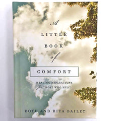 Little Book of Comfort Gift Book for Sympathy Gift Basket