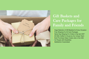 Gifts Fulfilled Gift Baskets and Care Packages