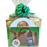 Gourmet Gift Basket Global Tastes Flavors of Italy Gourmet Gift Basket with Biscotti, Cookies, Cheese, Sausage, Crackers, Snacks