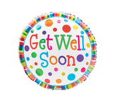 Get Well Soon Gift Box: with Puzzle Books and Popcorn