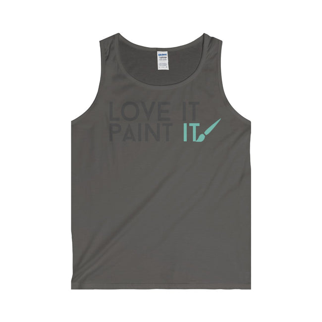 """LOVE IT"" Men's Cotton Tank"