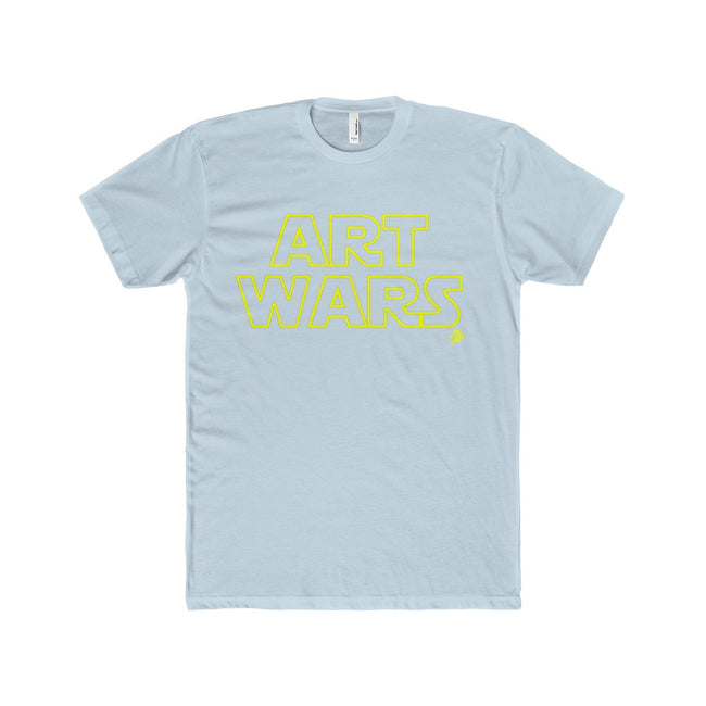 Art Wars Men's Crew Neck T-Shirt