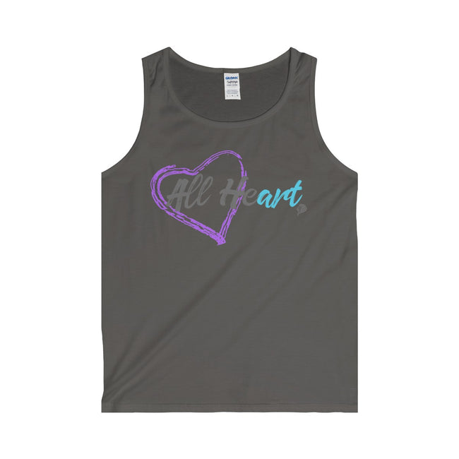 All Heart Adult Tank Top