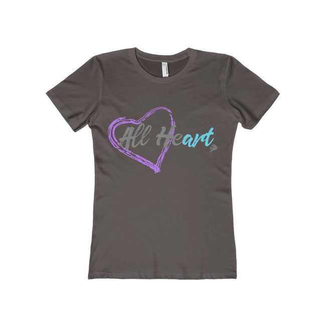 All Heart Women's The Boyfriend Tee