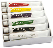 Daveliou™ Oil Paints Set – 60ml (2.03 fl oz) X 6 Paint Tubes
