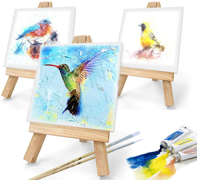 Daveliou™ is a small family run business and our aim is for buyers to have confidence of the services and products we bring like our mini paintings. Professional Quality at an Affordable Price…