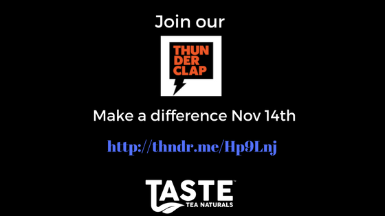 Join our Thunderclap!