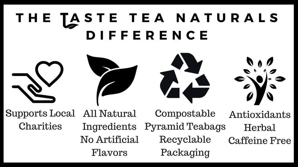 Taste Tea Natural Difference