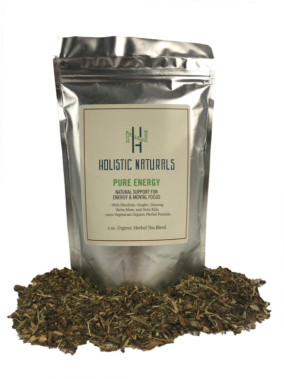 Pure Energy Herbal Tea