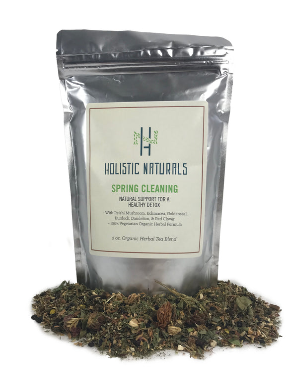 Spring Cleaning Herbal Tea