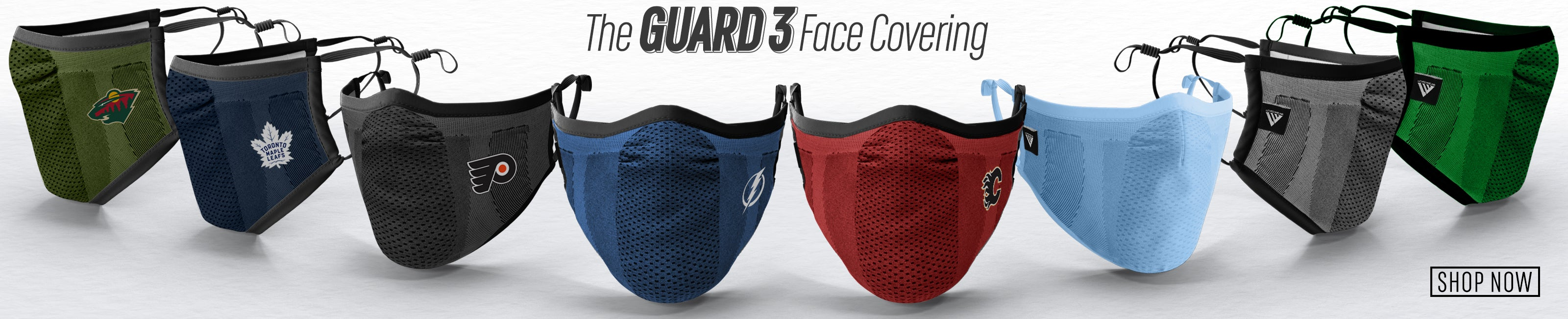 The Guard 3 Face Covering