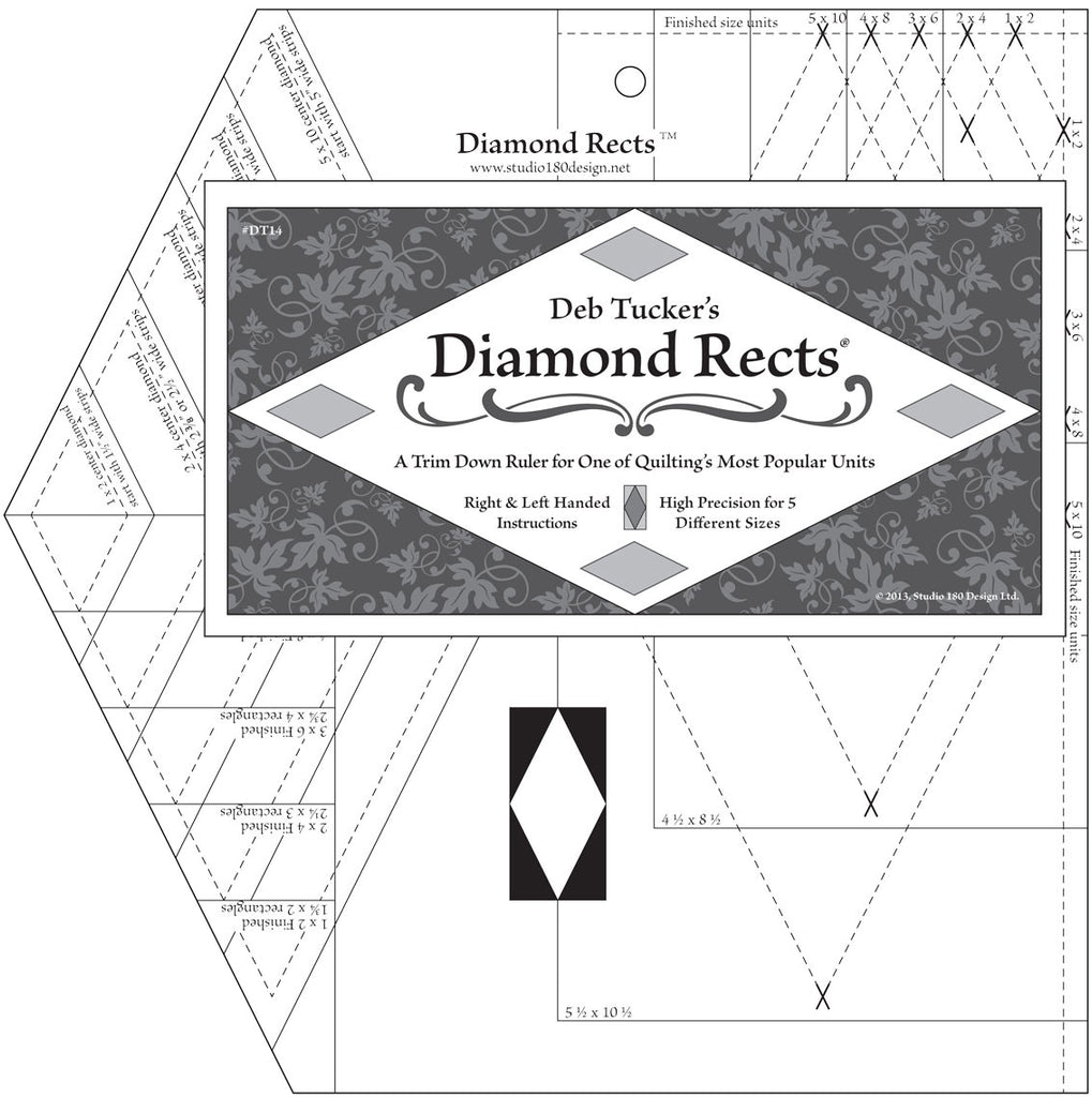 Diamond Rects