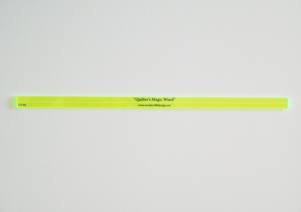 Lime / Neon Green Magic Wand