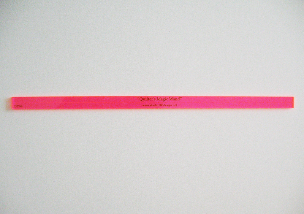 Hot Pink Magic Wand