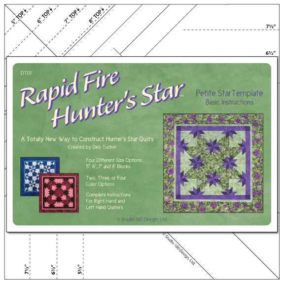 Rapid Fire Hunter's Star: Petite Star