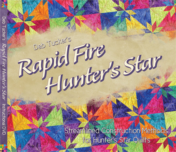 Rapid Fire Hunter's Star Instructional DVD