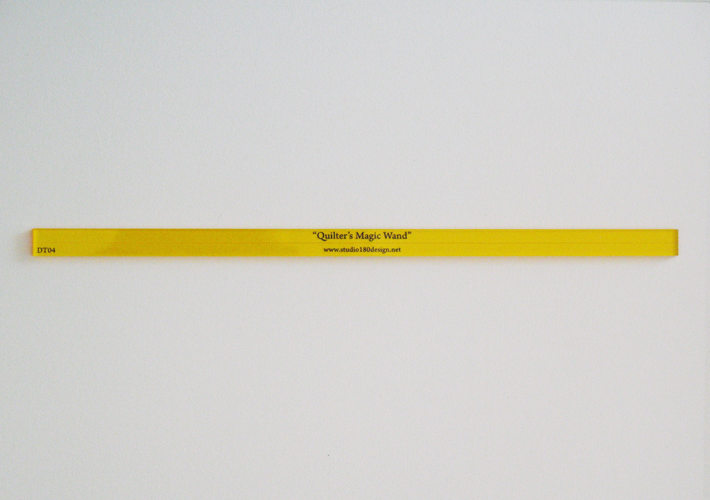 Yellow Magic Wand