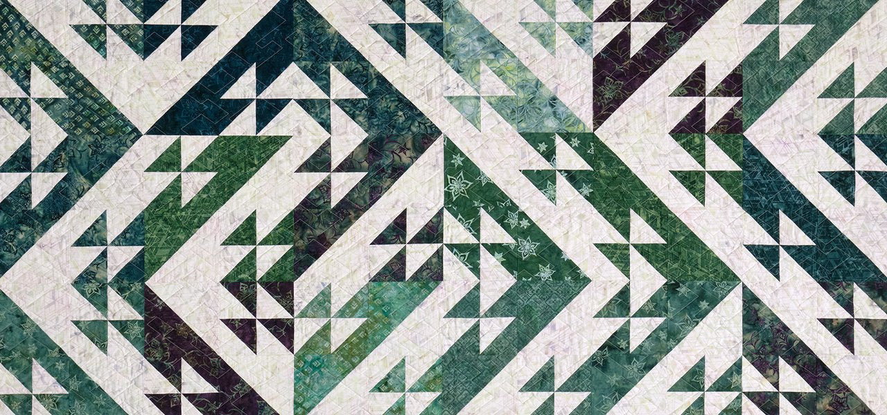 Tumbling Triangles Pattern