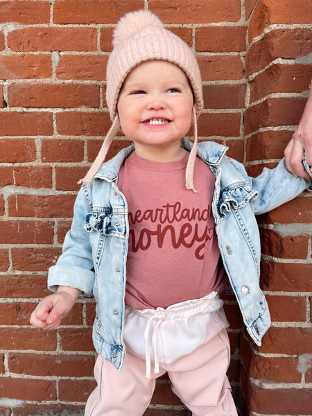 Heartland Honey Tee for Tots
